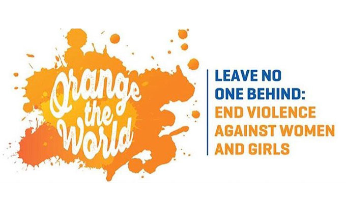 "Every year, the international organizations launch campaigns on ending gender-based violence during the time between the International Day for the Elimination of Violence against Women (25 November) and Human Rights Day (10 December). This time period is known as the ""16 Days of Activism Against Gender-Based Violence"""