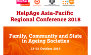 HelpAge Asia-Pasific Regional Conference 2018