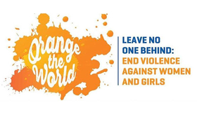 """Every year, the international organizations launch campaigns on ending gender-based violence during the time between the International Day for the Elimination of Violence against Women (25 November) and Human Rights Day (10 December). This time period is known as the """"16 Days of Activism Against Gender-Based Violence"""""""