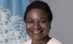 Dr. Natalia Kanem, UNFPA Executive Director