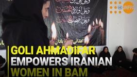 Goli AhmadifarFar- A Humanitarian Hero
